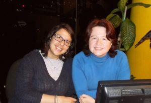 Adelaida y Marta Yolanda