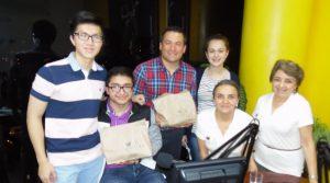 Raúl e invitados