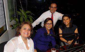 Aury, Jorge y María Dolores