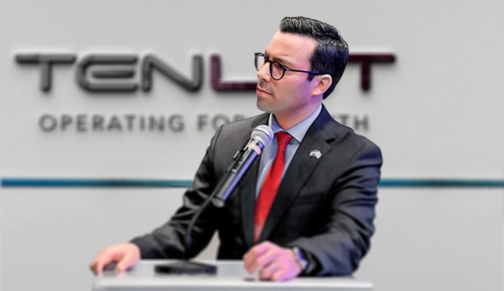 Yossi Abadi, CEO Grupo Tenlot
